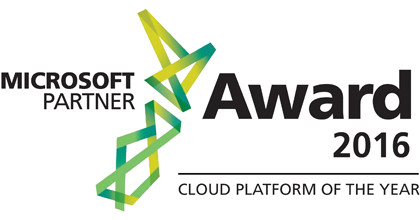 Microsoft Cloud Platform Partner of the Year 2016